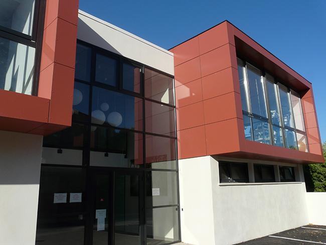 Résidence Embl'M à Montpellier.