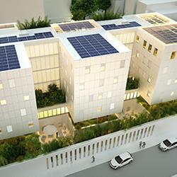 Siège Social D'Herault Habitat Montpellier – 34